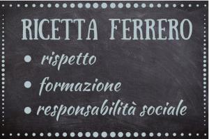 La ricetta di Ferrero per l'applicazione della cultura d'impresa