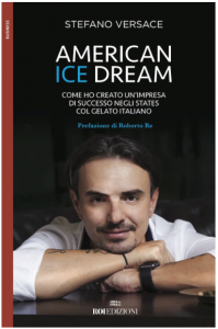 "Copertina del libro ""America ice dream"""