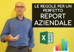 Che cos'è e come si redige un Report Aziendale