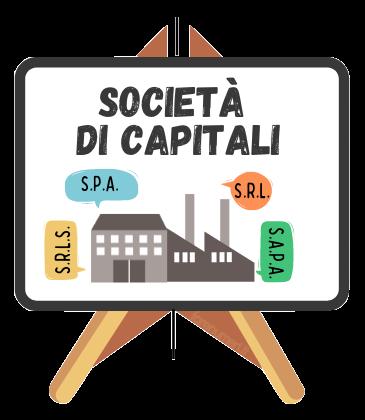 Le tipologie di società di capitali