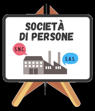 Le caratteristiche delle società di persone