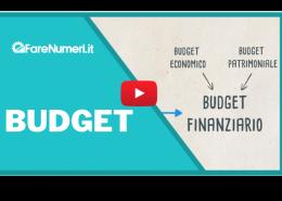 Cos'è e come si prepara un budget