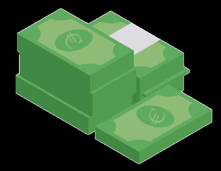 Esempio di beni fungibili: denaro