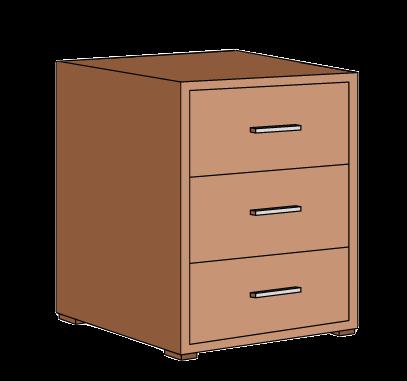 Esempio di configurazioni di costo con cassettiere