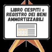 Libro dei cespiti o registro dei beni ammortizzabili