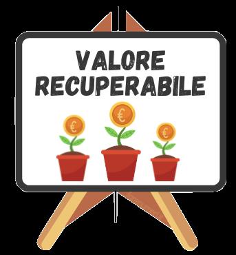 Il concetto di valore recuperabile
